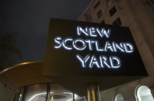 Met Police stumped after their official Twitter page hacked
