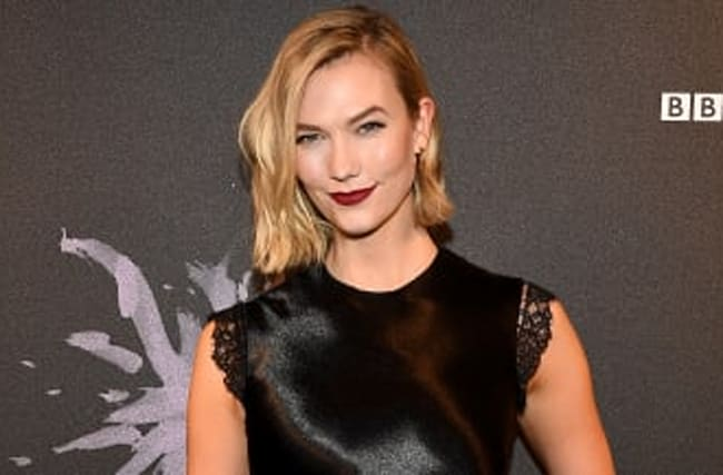 Karlie Kloss Gets Dragged By 'Project Runway' Contestant