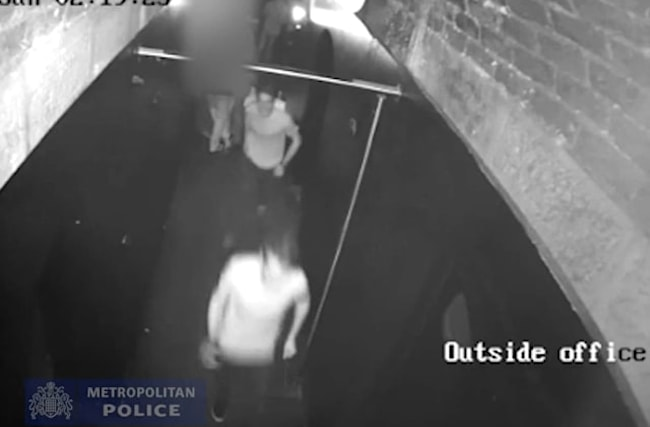 Men who filmed themselves raping woman in Soho club jailed