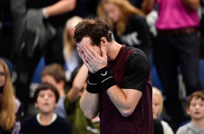Murray crowns comeback with first title since 2017
