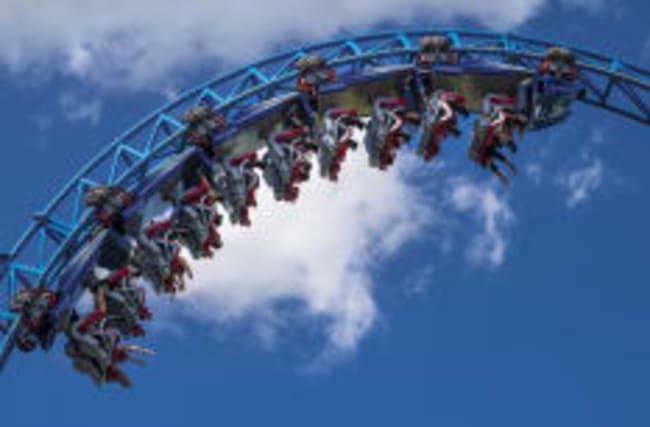 Geöffnete Freizeitparks: Keiner hält sich an die Corona-Regeln
