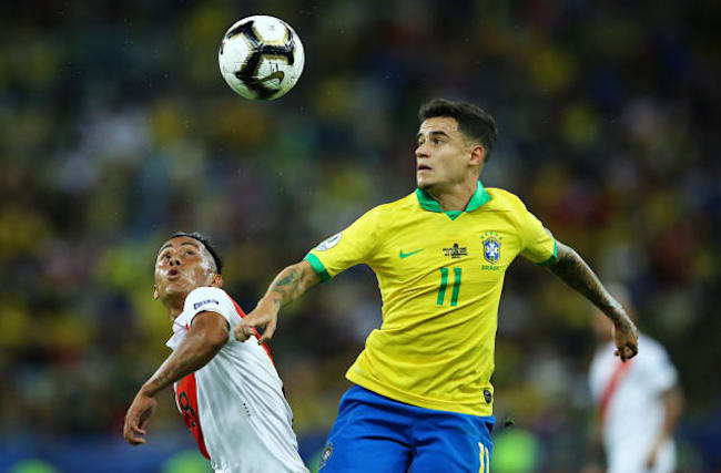 Manchester United move 'near impossible' for Coutinho