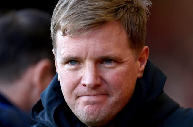 Howe generous – Eddie is the first top flight boss to take a voluntary pay cut