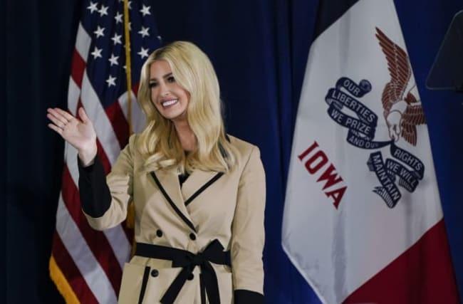 Ivanka Trump interviewed as part of inauguration fund lawsuit