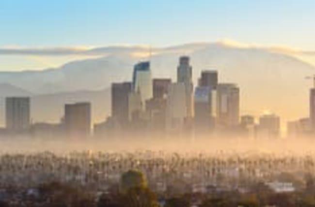 Wie die Luftverschmutzung durch die Krise zurück geht
