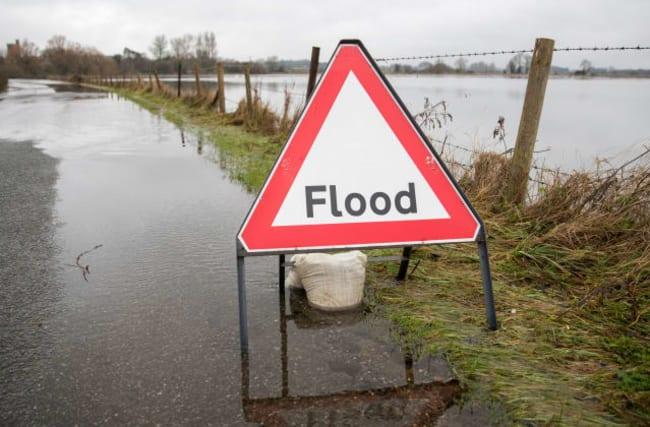 Slump: Winter floods send Angling Direct reeling