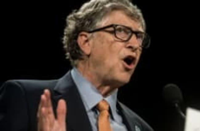 Bill Gates wettert gegen Trump