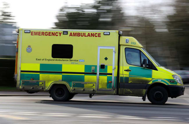 20 people treated by paramedics after minibus crash