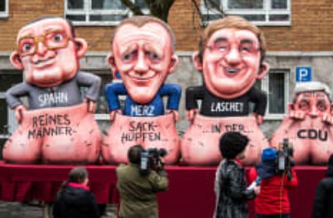 Neuer Chef schon im April? CDU will AKK-Nachfolge klären