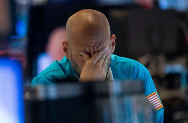 Markets set for their worst week since global financial crisis