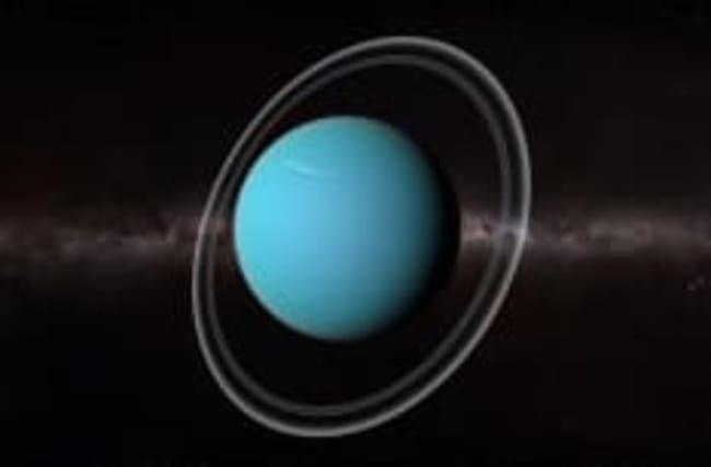 Forscher machen ungewöhnliche Entdeckung an Uranus-Ring