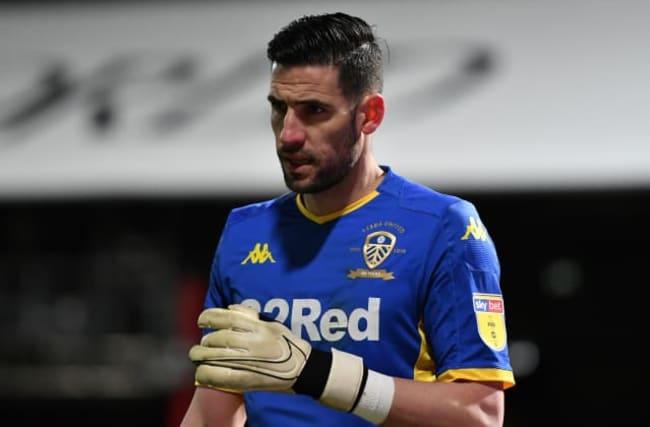 Leeds goalkeeper handed eight-game suspension