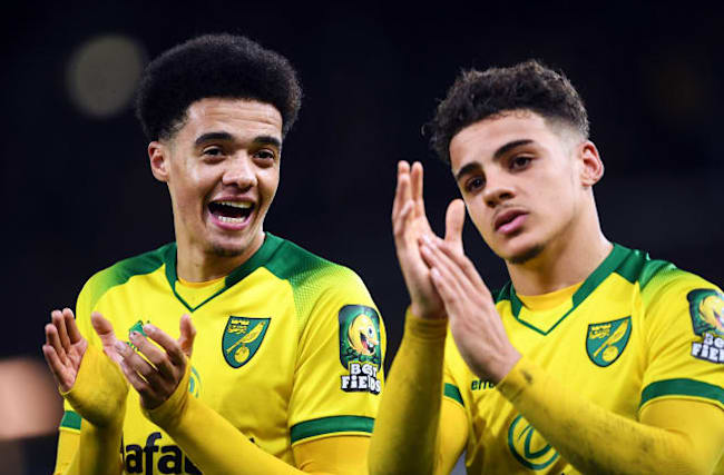 Lewis strike gives Norwich vital win over Leicester