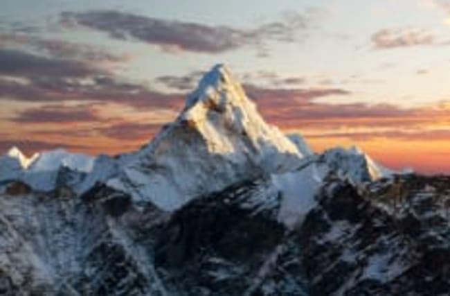 Wie hoch können Berge werden?