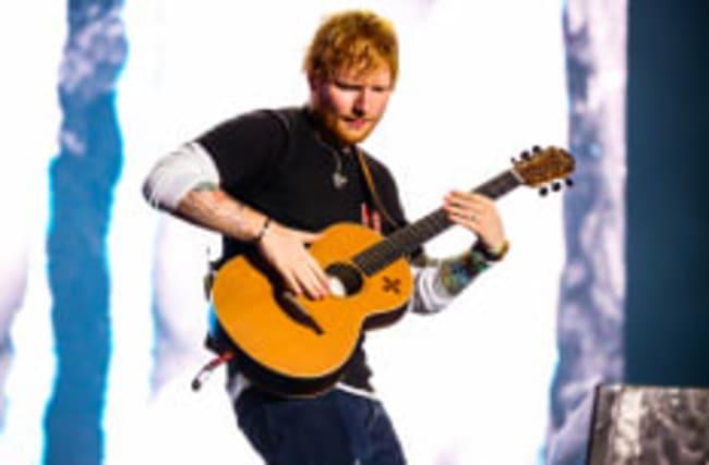 Ed Sheeran angeblich schon bald Vater