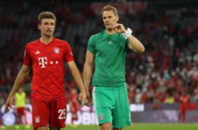 Kader-Problem beim FC Bayern