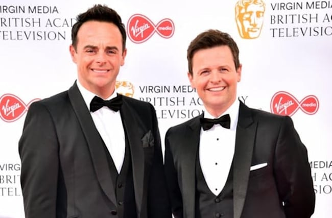 Ant and Dec unveil plans for street racing cars show