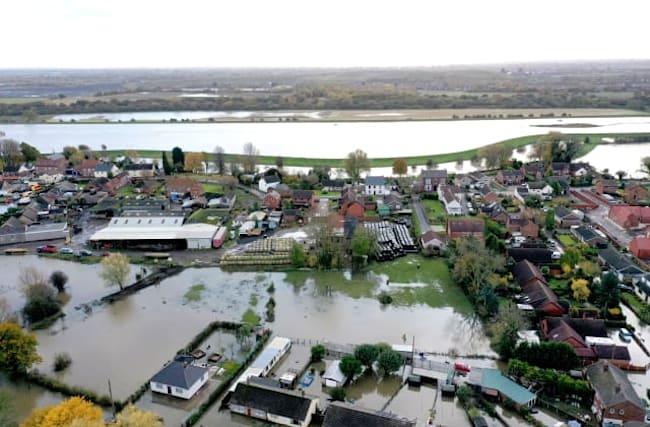 More misery: Fears for flood-hit village as more rain forecast