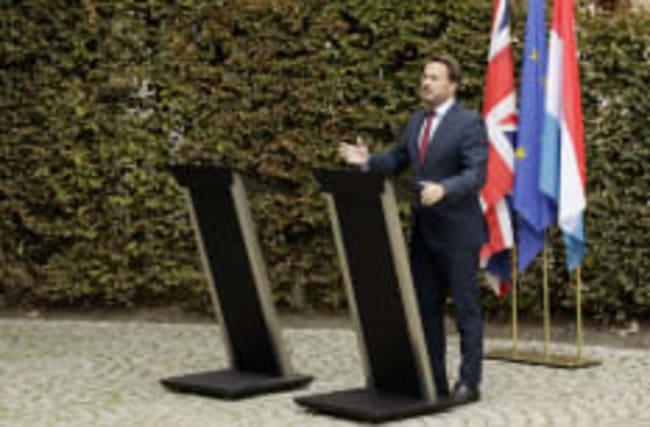 Brexit-Treffen mit EU: Johnson lässt Pressekonferenz platzen