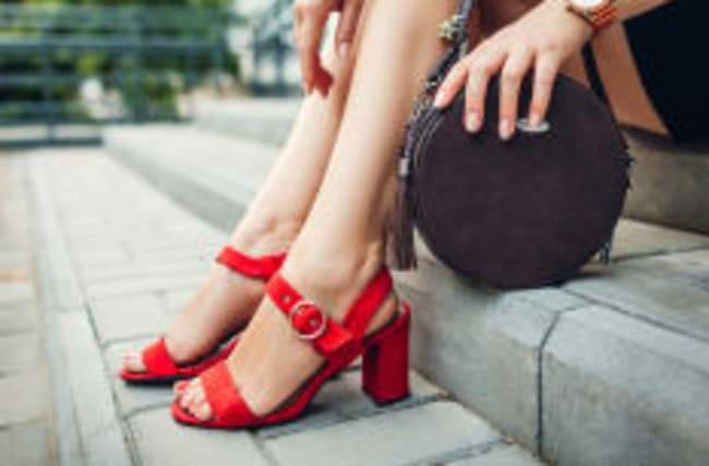 Sieben Sandalen-Trends für Frauen