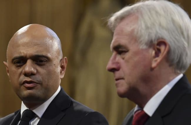 Channel 4 election debate shelved after Javid 'pulled out'