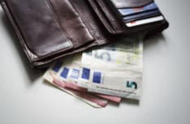 Je mehr drin ist, desto eher geben Finder Geldbörsen zurück