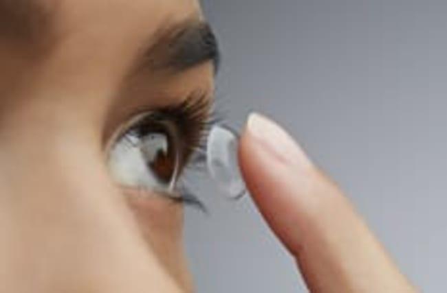 Corona: Sind Kontaktlinsen-Träger besonders gefährdet?