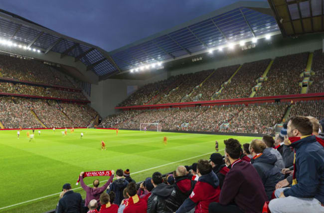 Liverpool report profit despite record transfer spending