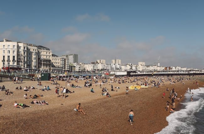 Mini heatwave on the way after unsettled weekend