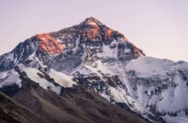 Was verbirgt sich hinter dem Mythos Mount Everest?