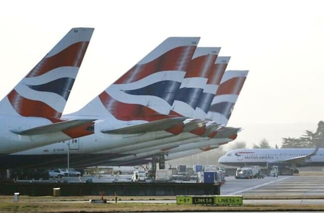 Thousands of holidaymakers face chaos over BA strikes