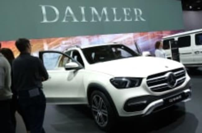 Auto-Video: Highlights des Mercedes-Benz GLE Coupé