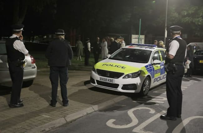 Four stabbings and fatal shooting in 12 hours of London violence