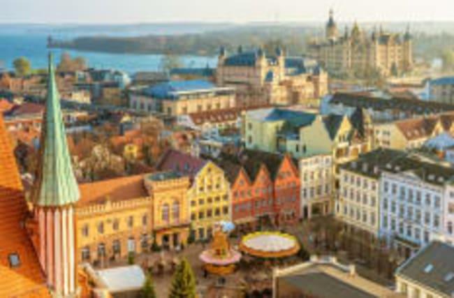 Schwerin: viele Infektionen zu Hause