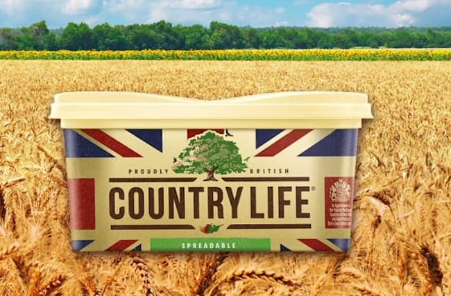 Butter brand bids farewell to Theresa May with cheeky ad