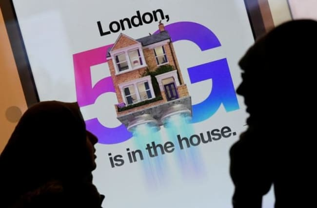 UK 'poised to end' use of Huawei technology in 5G network