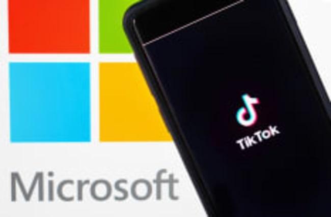 Nach US-Verbot: Microsoft will TikTok kaufen