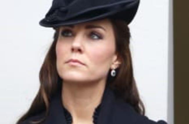 Herzogin Kate weint bitterlich: Der Abschied von Prinz Harry