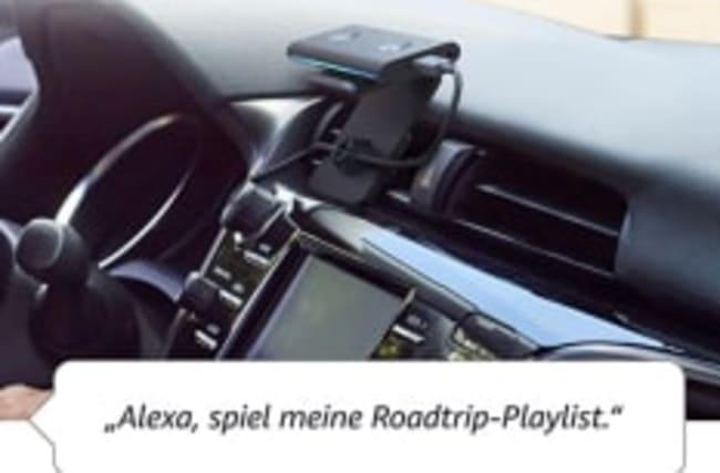 Amazon: Alexa für's Auto