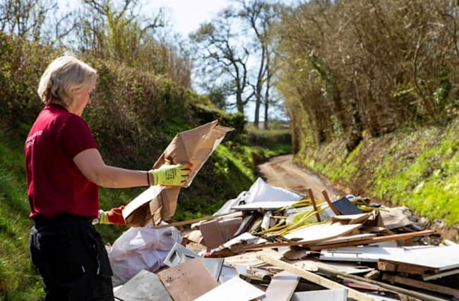 Council sees upsurge in fly-tipping since lockdown