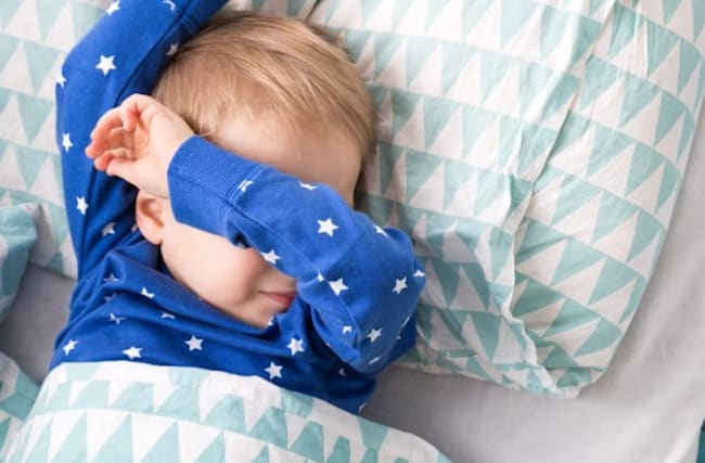 Under-fives suffering lack of sleep from extended screen time