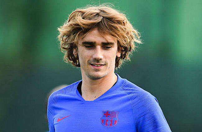 Griezmann to make Barcelona debut against Chelsea