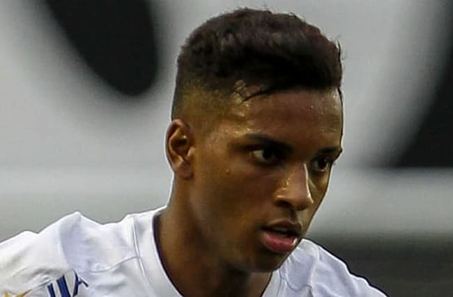 Rodrygo ready for central role after scoring on Real Madrid debut