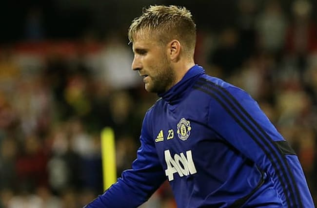 Shaw warns City and Liverpool: It will be a new United