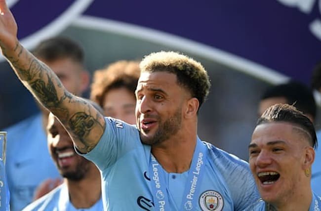 Walker joins Silva, Sterling, Ederson and more in committing to City