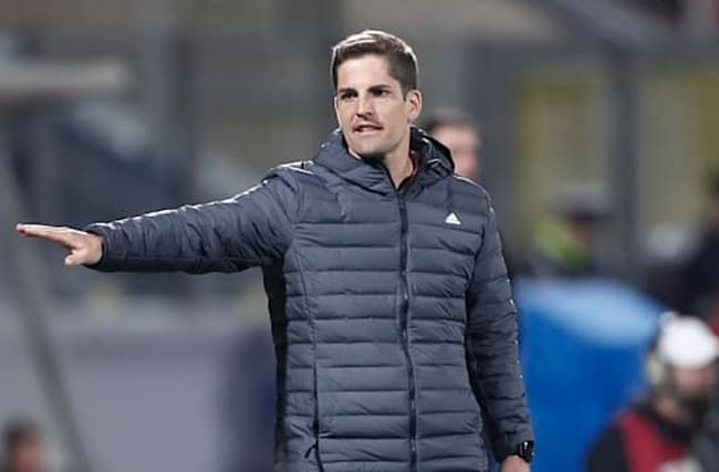 Who is new Spain coach Robert Moreno?