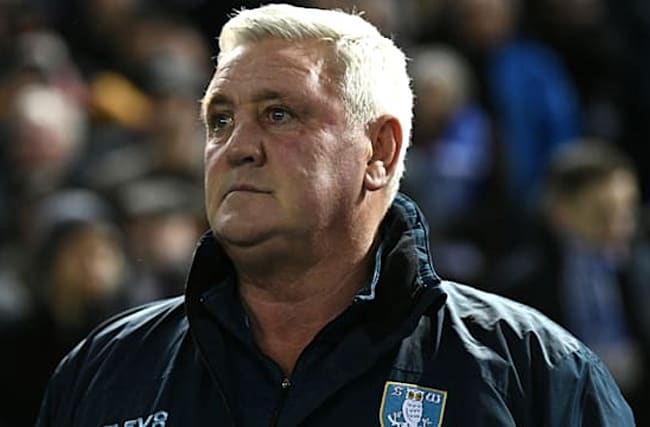 Sheffield Wednesday report Newcastle to Premier League over Bruce appointment