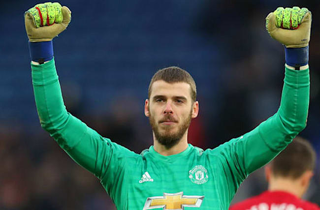 De Gea has eyes on Manchester United captaincy