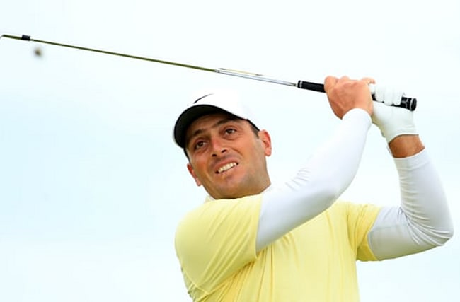 Molinari fails to match Open hopes as Carnoustie champion goes under Portrush radar