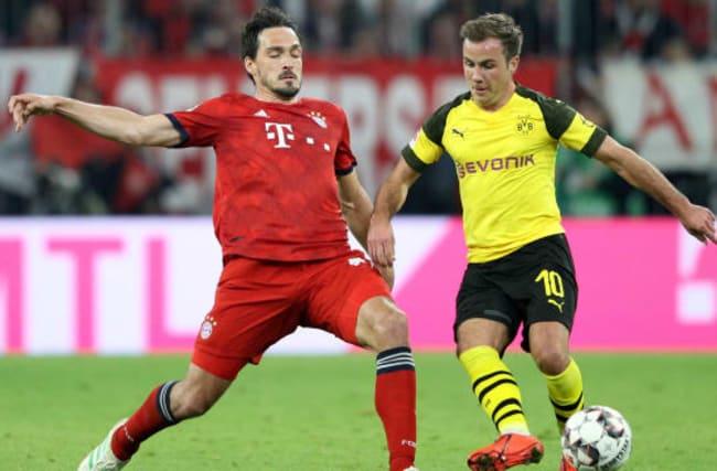 Hummels set to join Gotze in returning to Dortmund